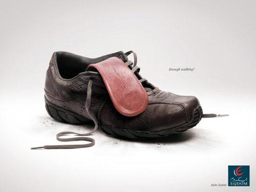 Eqdom: Shoe