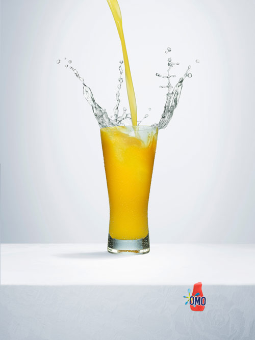 Omo: Splash, Orange Juice