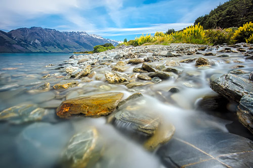 Jubilant Flow of Wakatipu