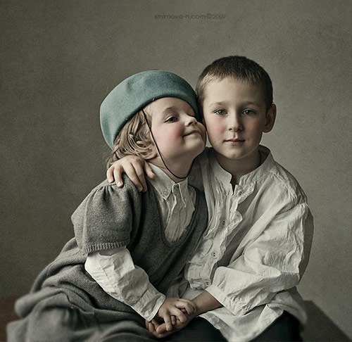 Siblings - Natalya Smirnova