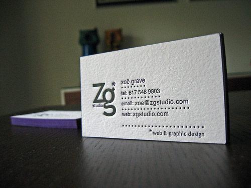 Zoe Grave Studio Cards