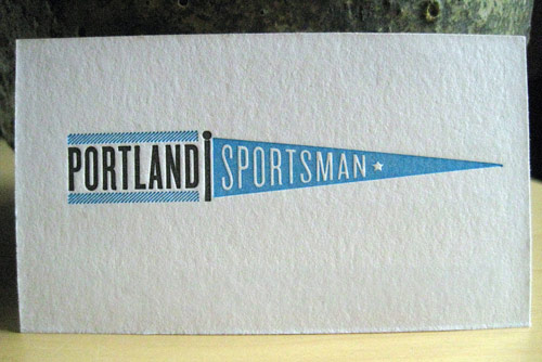 Portland Sportsman Card
