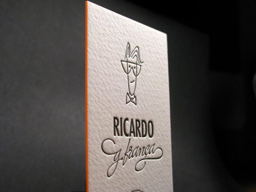 Ricardo Business Card