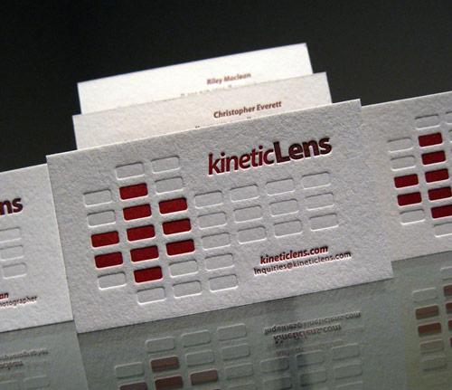 Kinetic Lens