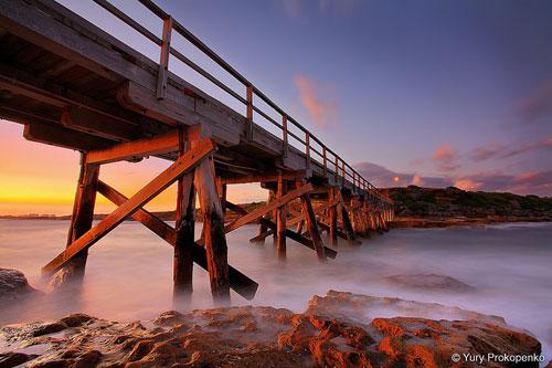 Bare Island – La Perouse. Sydney, Australia - HDR