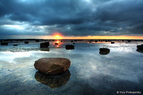 Long Reef Sunrise - Sydney, Australia