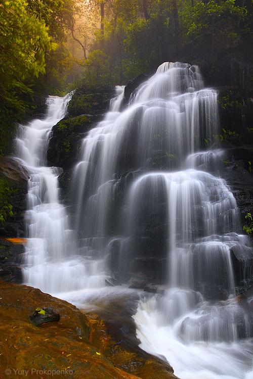 Sylvia Falls, Australia