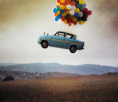 Weasley's car