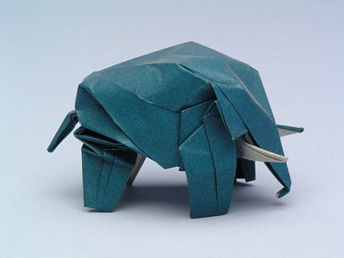 Description: Elephant, opus 111