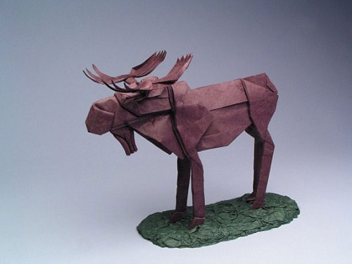 Description: Bull Moose, opus 413