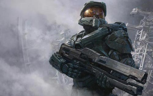 Halo4 Master Cheif