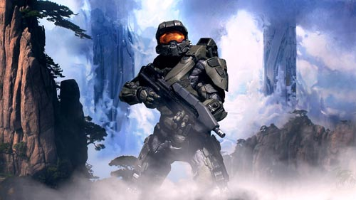 Halo 4 The Reclaimer