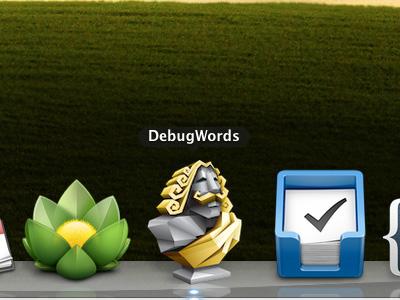 Beautifully Designed Dock Icons