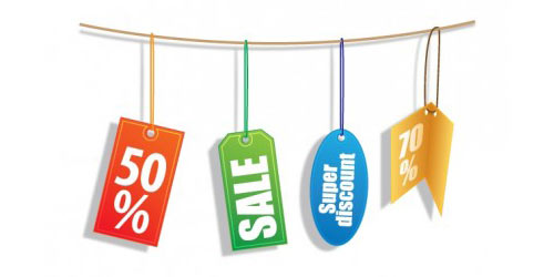 free psd designs - price tags, discount tags and keyword tags