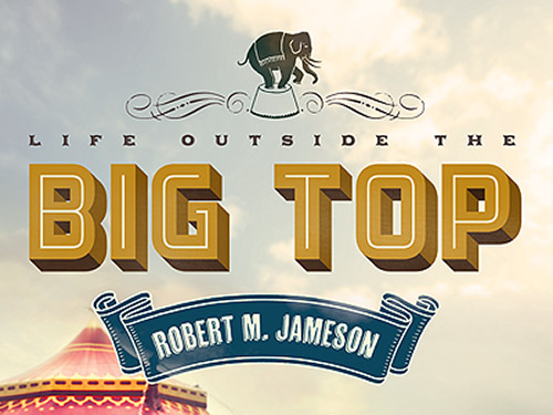 Big Top Typography Inspiration - Typography Design Inspiration