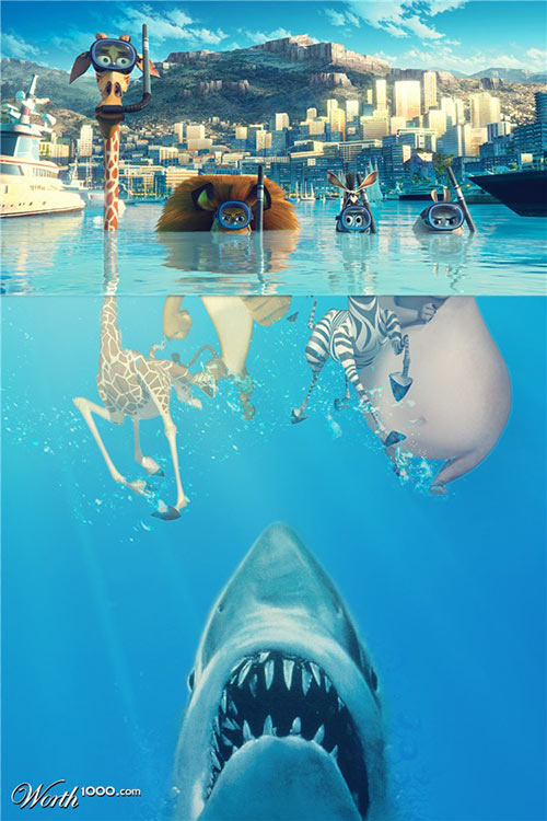 Madagascar / JAWS, under the surface!