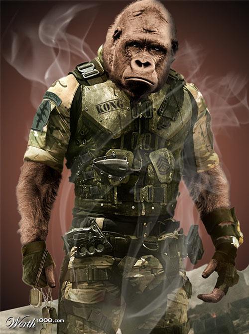 Sgt. Kong
