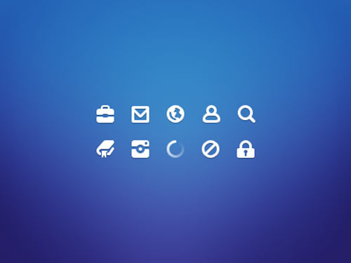 Free Icons PSD