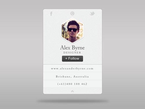 Profile PSD