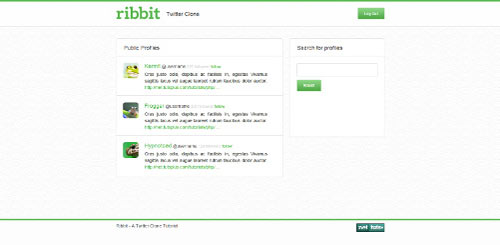 Build A Twitter Clone From Scratch: The Design