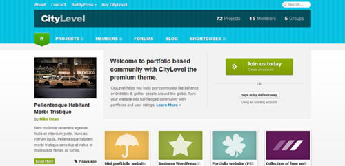 frontpage templates free