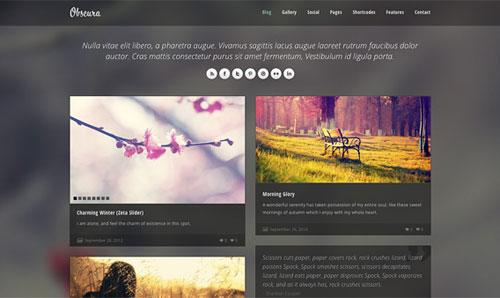 30 free psd website templates boost inspiration
