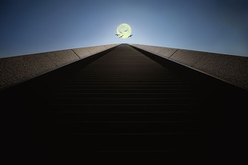 The Stairs to the Moon