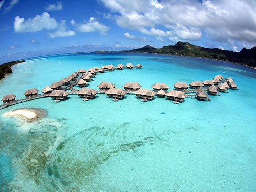 The InterContinental Resort & Thalasso Spa Bora Bora