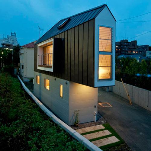 House in Horinouchi by Kota Mizuishi