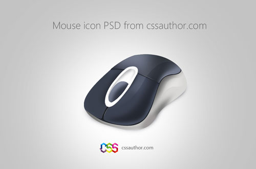 Free Mouse Icon PSD