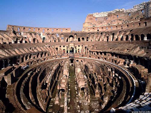 Italy Colosseum, Rome