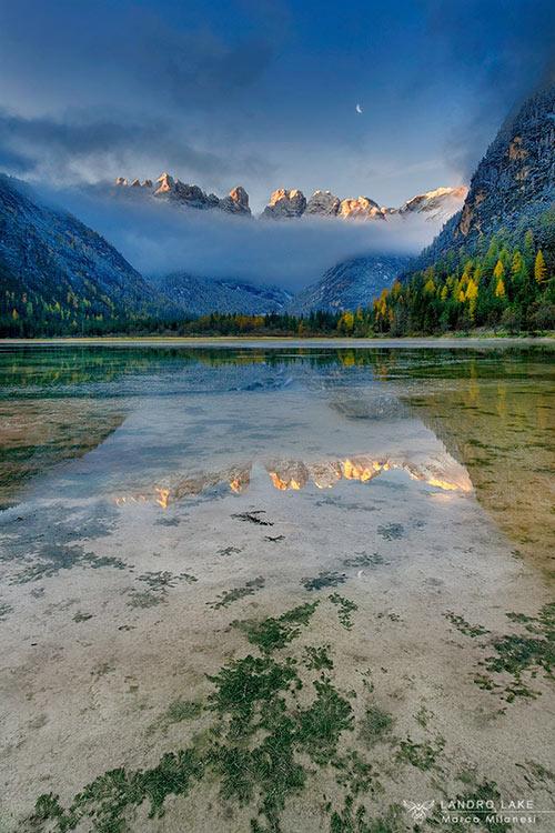Landro lake