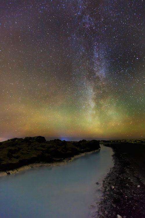 Cosmic River