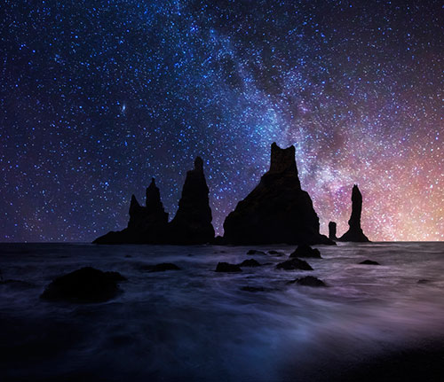 Space Pinnacles