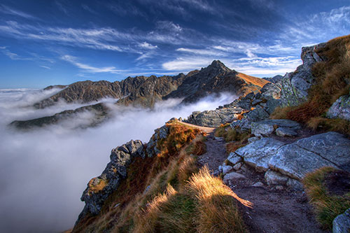 Polish Tatra Mountains