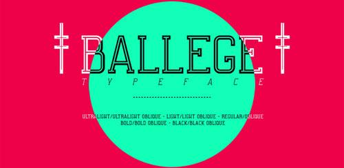 Ballege - Regular