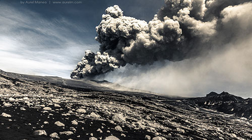 Big Boom @ Volcano Fimmvorduhals
