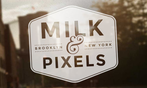 Milk and Pixels