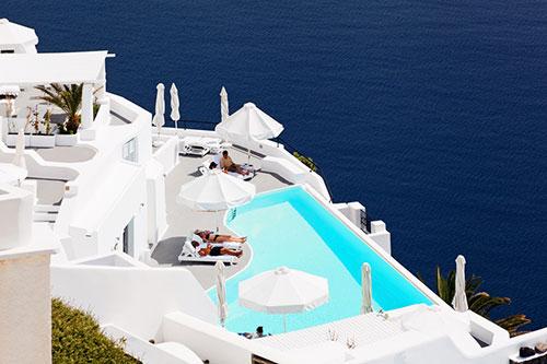 Azure Aegean & Whiteness Hotel