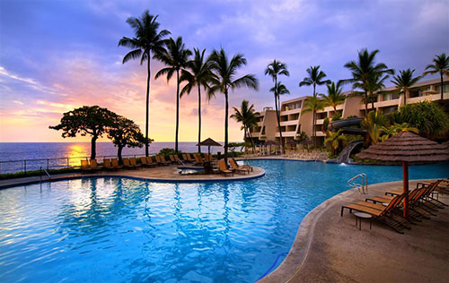 Sheraton Kona Resort & Spa at Keauhou Bay - Pool