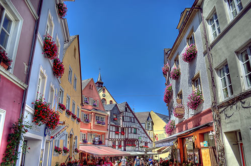 Germany, Bernkastel