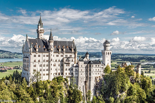 Neuschwanstein Castle (IV)