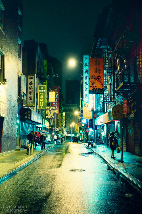 Closing Time in Chinatown