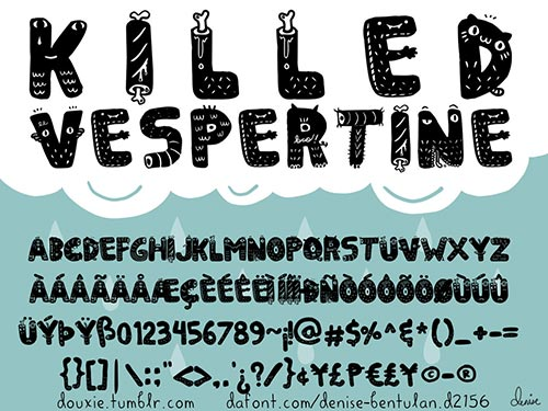 Killed Vespertine