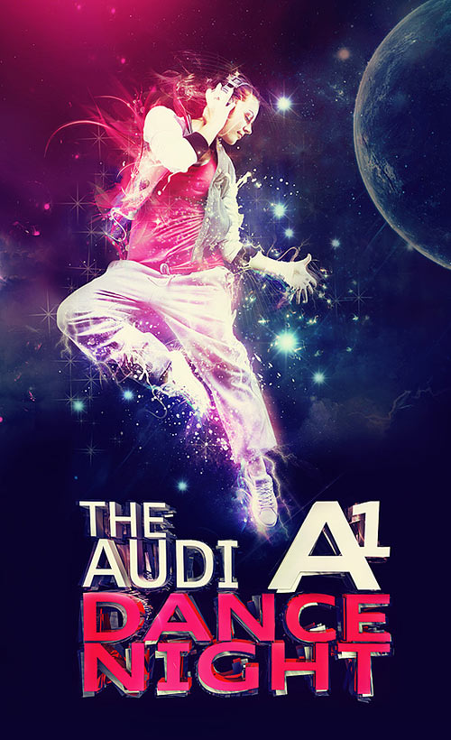 Audi A1 Dance Night