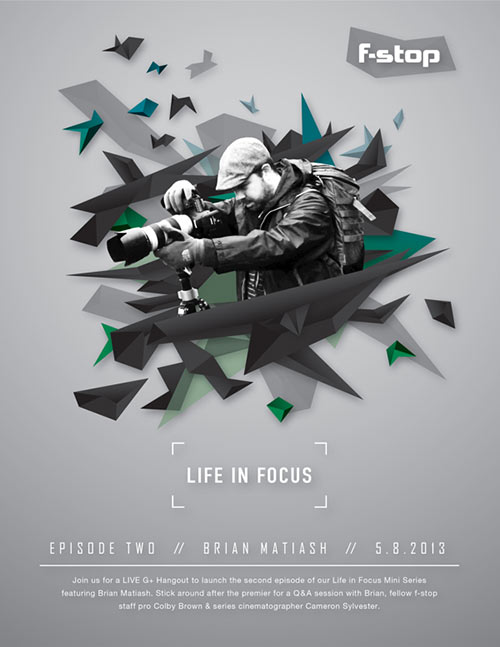 Life in Focus - Promo Flyer