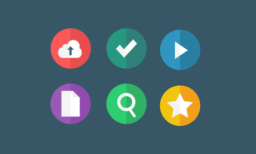 Freebie - Flat Icons - Part 2