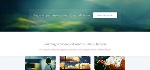 Free Responsive HTML5 Templates