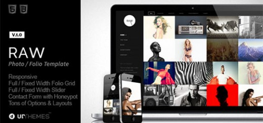 Best HTML Photography Website Templates
