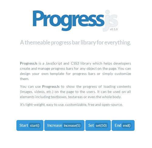 Progress.js